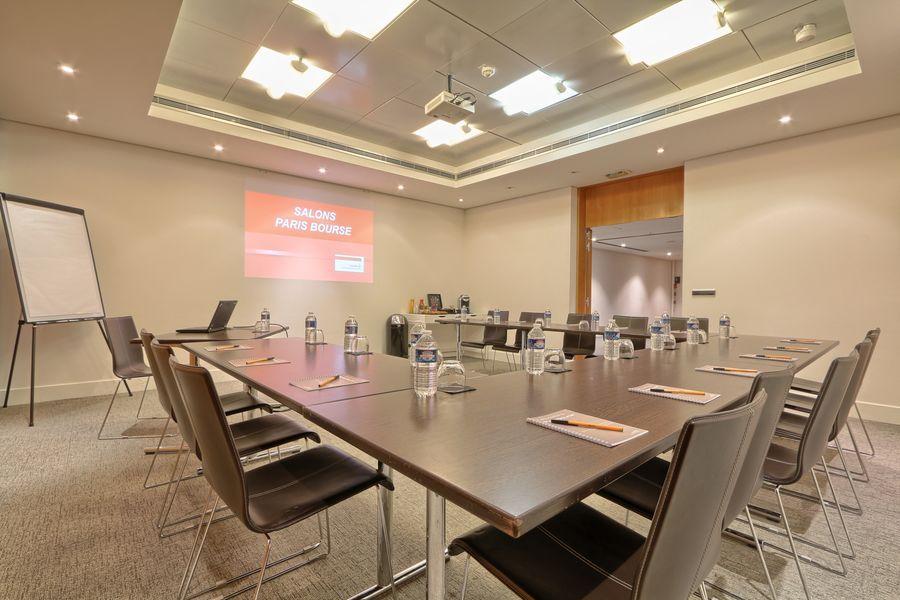 Les Salons Paris Bourse Shanghai