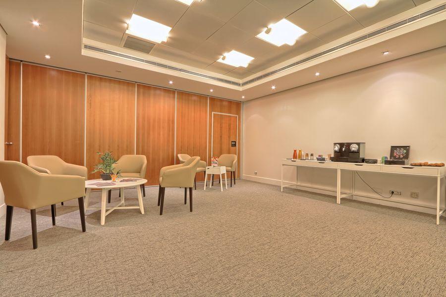 Les Salons Paris Bourse espace pause New York