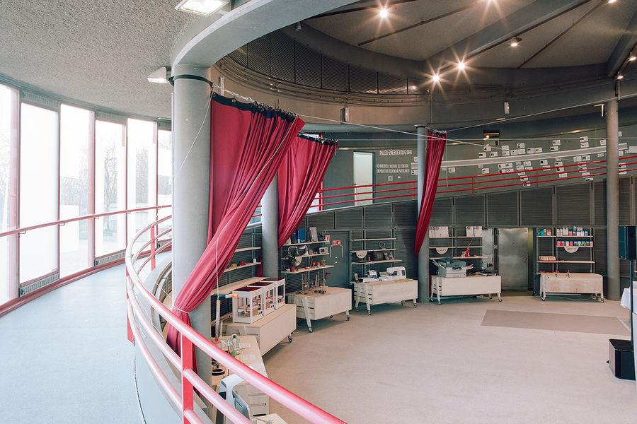 Villette Makerz by WoMa La rotonde (autre point de vue)