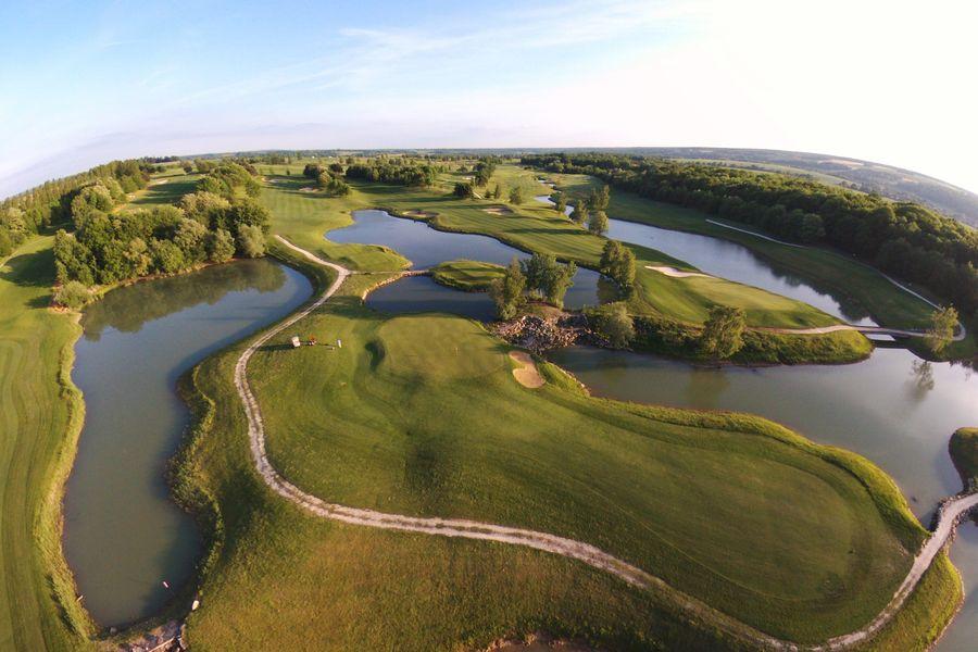 Domaine de Crécy Golf 18T Palmer