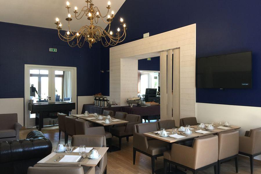 Domaine de Crécy Restaurant le Panoramic