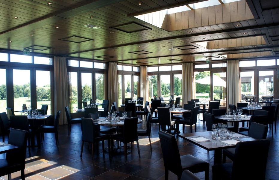 Domaine de Crécy Salle de restaurant