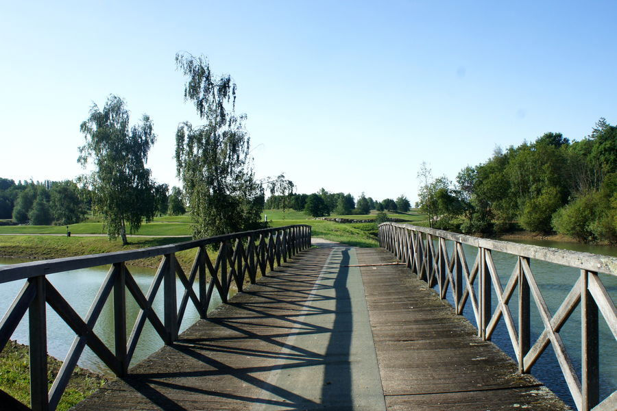 Domaine de Crécy Pont sur le golf
