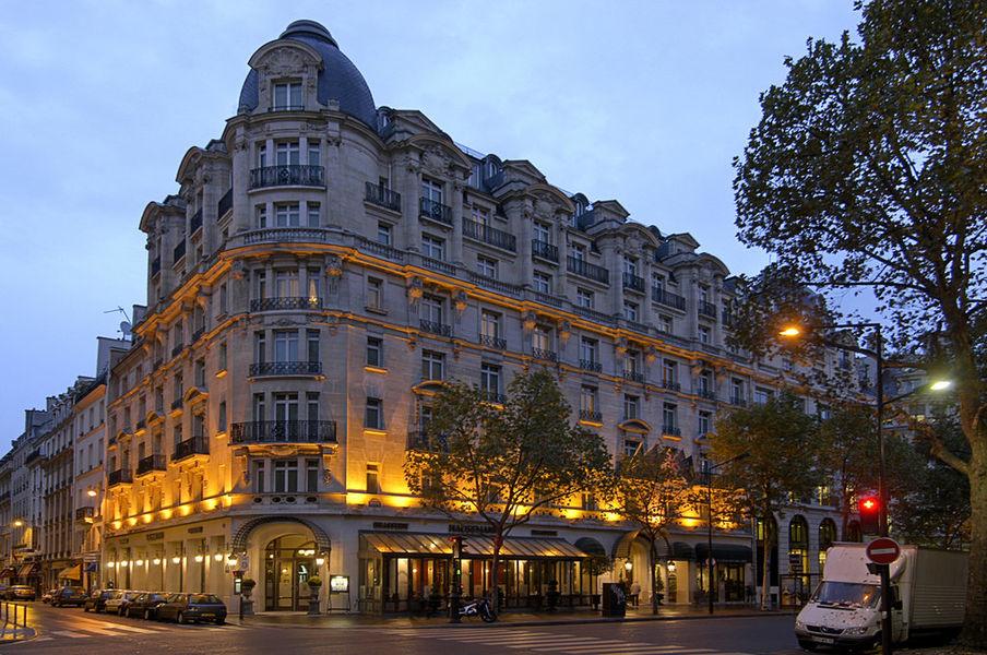 Hôtel Millennium Paris Opéra **** Façade
