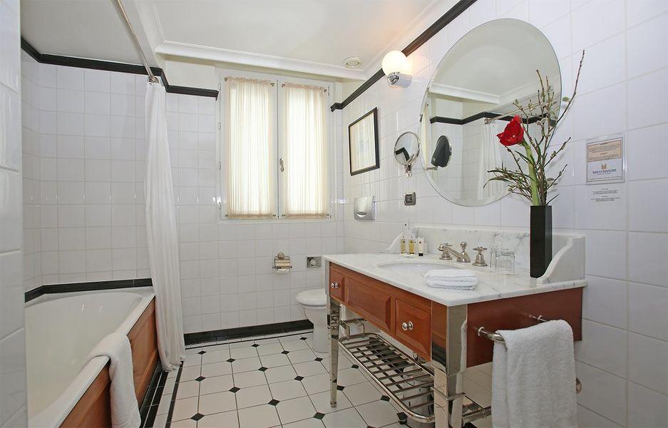 Hôtel Millennium Paris Opéra **** Salle de bain