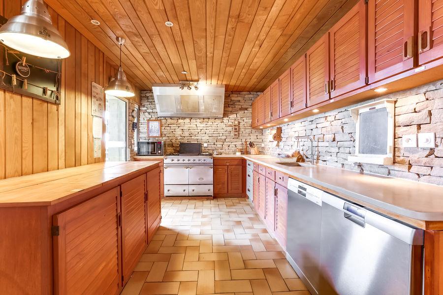 Villa Seignosse Plage cuisine