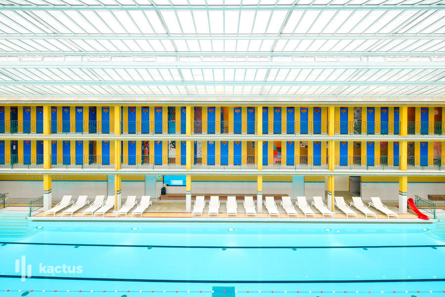 Hôtel Molitor Paris by MGallery ***** Piscine