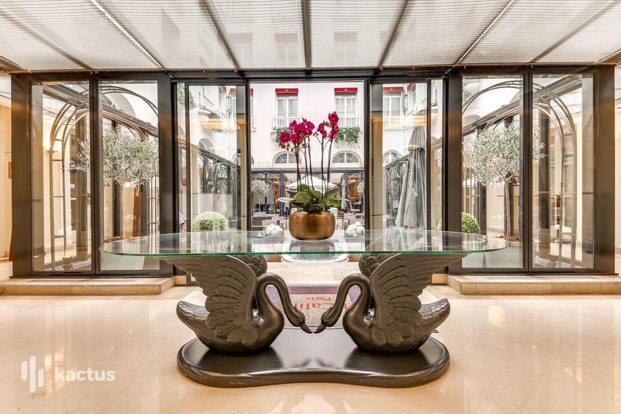 Hôtel California Champs Elysées **** Lobby