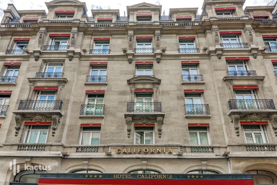 Hôtel California Champs Elysées **** Façade