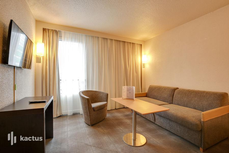 Hôtel Novotel Paris Est **** Chambre
