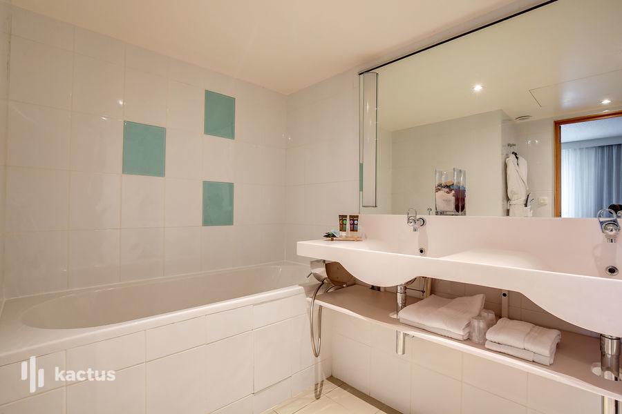 Hôtel Novotel Paris Est **** Salle de bain