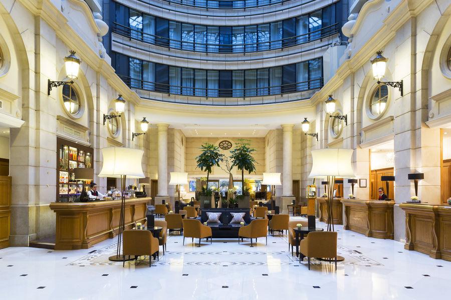 Paris Marriott Champs-Elysées Hôtel ***** Lobby