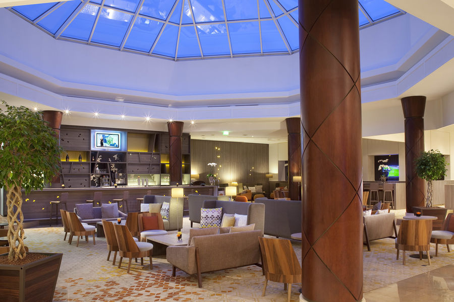 Paris Marriott Roissy Charles de Gaulle Airport Hotel **** Bar