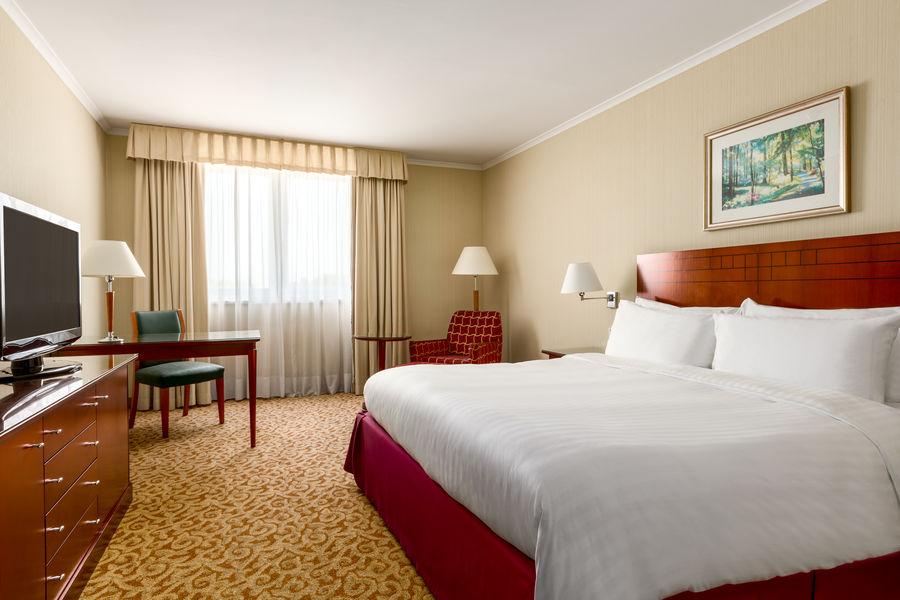 Paris Marriott Roissy Charles de Gaulle Airport Hotel **** Chambre