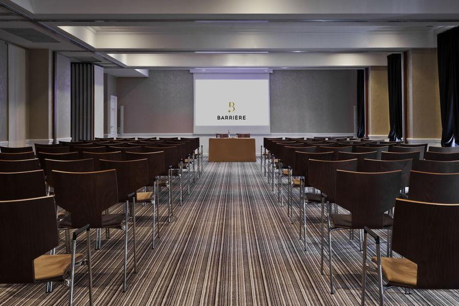 Le Grand Hôtel Dinard ***** Salle plénière