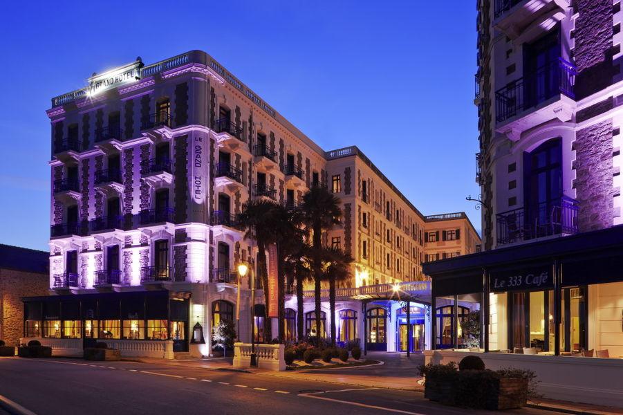 Le Grand Hôtel Dinard ***** 22