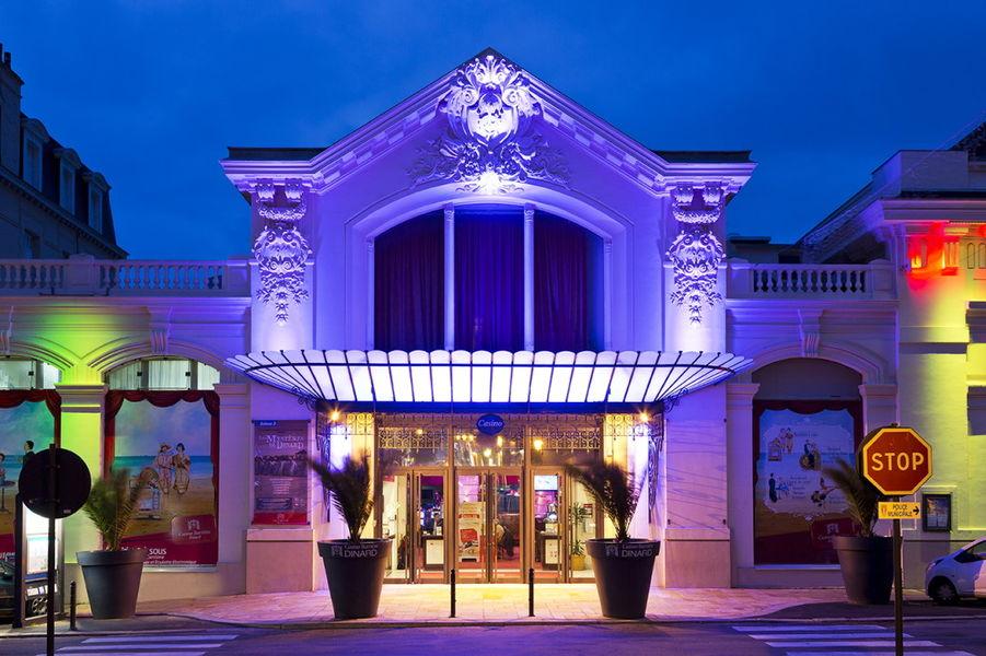 Le Grand Hôtel Dinard ***** Casino Barrière