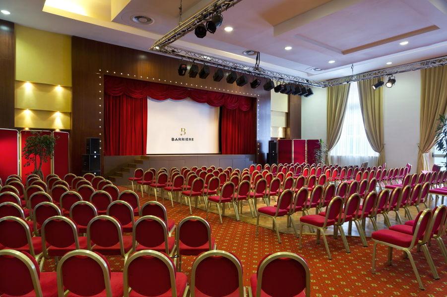 Le Grand Hôtel Dinard ***** Salle de gala casino Dinard