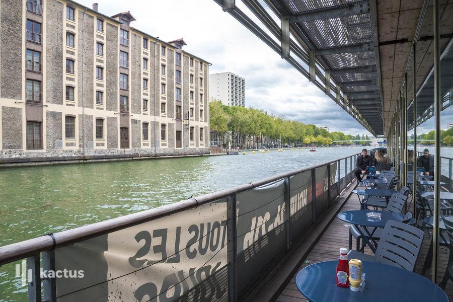 Belushi's Canal  Terrasse