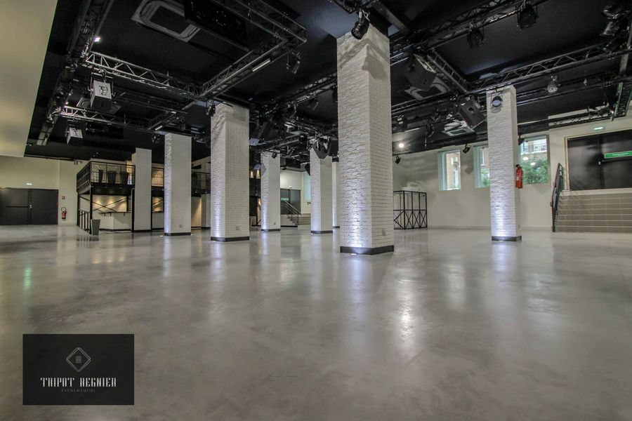 Le Tripot Regnier Salle principale