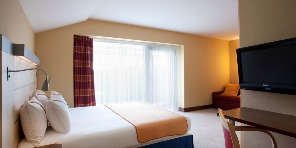 Holiday Inn Express Paris-Canal De La Villette *** Chambre