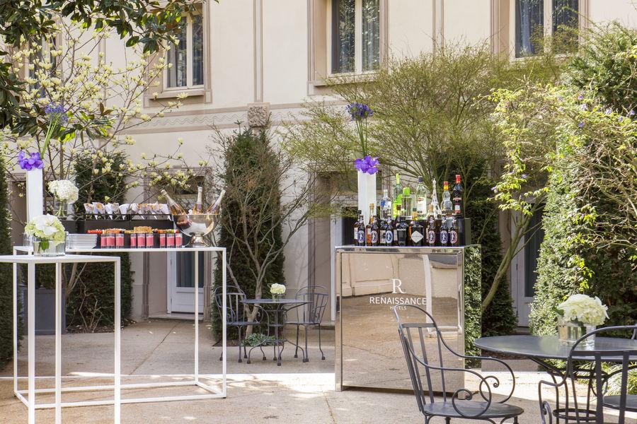 Renaissance Paris Le Parc Trocadero Hotel ***** 7