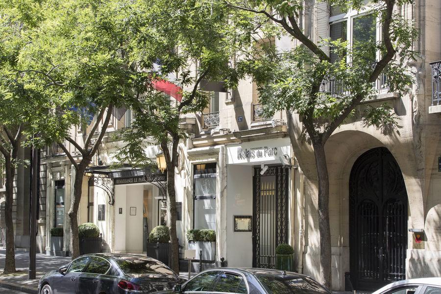 Renaissance Paris Le Parc Trocadero Hotel ***** 9