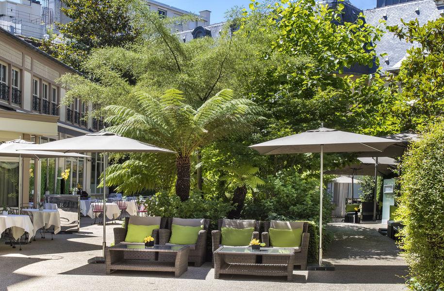 Renaissance Paris Le Parc Trocadero Hotel ***** 11