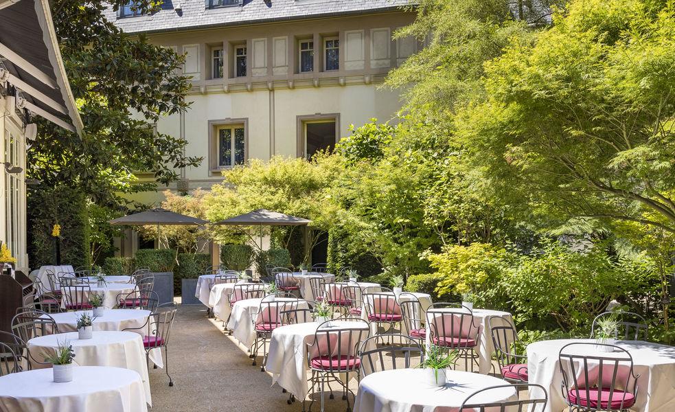 Renaissance Paris Le Parc Trocadero Hotel ***** 13