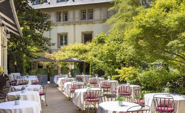 Salle séminaire  - Renaissance Paris Le Parc Trocadero Hotel *****