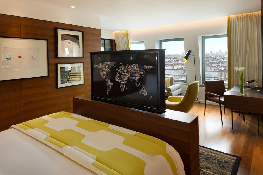 Renaissance Paris République Hotel ***** 18