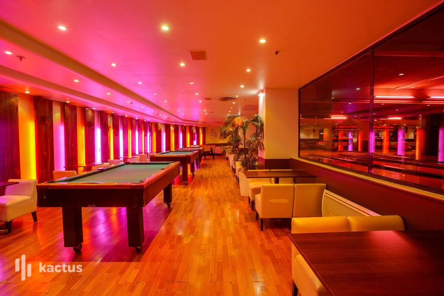 Le Duplex Bowling