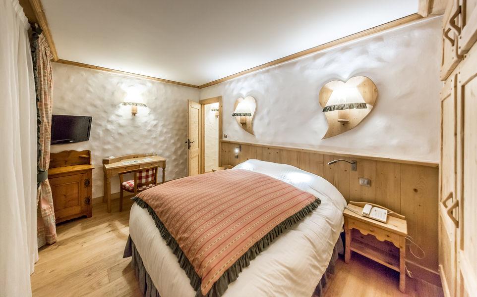 Hôtel Neige et Roc Samoëns **** chambre