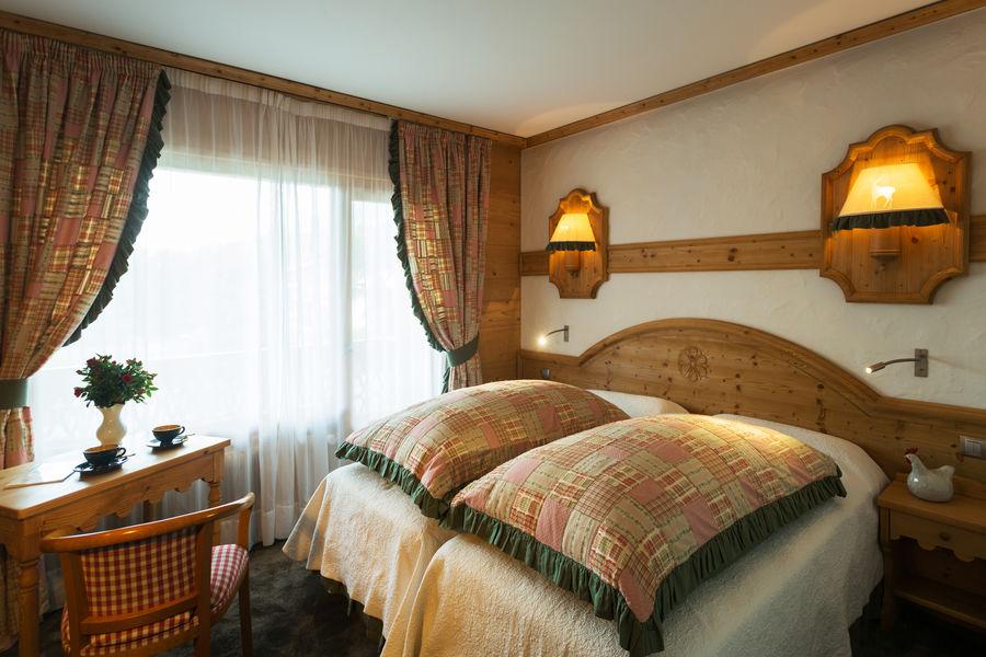 Hôtel Neige et Roc Samoëns **** chambre twin