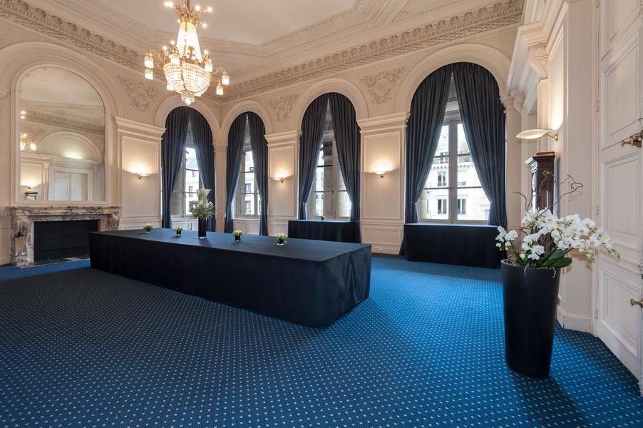Palais Brongniart Le Club du Palais _ 2ème Etage