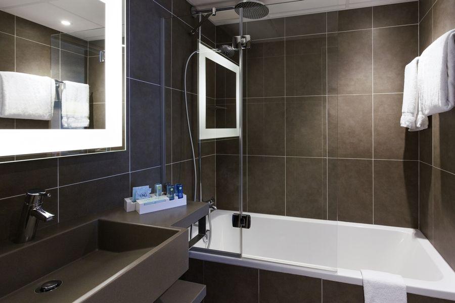 Novotel Paris 17 **** Salle de bain