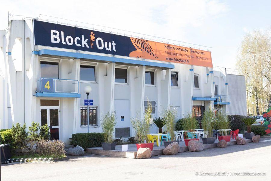Block'Out Strasbourg - Salle d'escalade et restaurant Block'Out Strasbourg - Salle d'escalade et restaurant