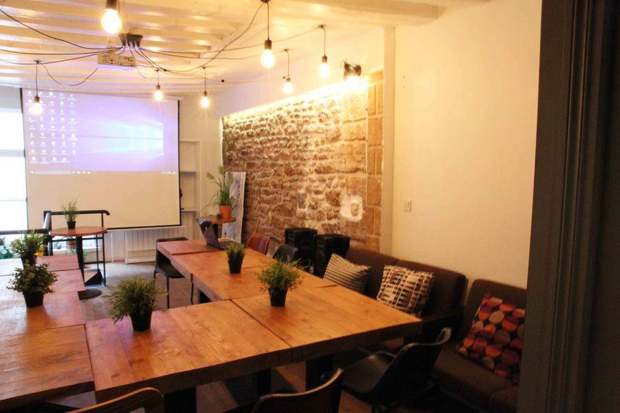 Upper Concept store Salle de réunion