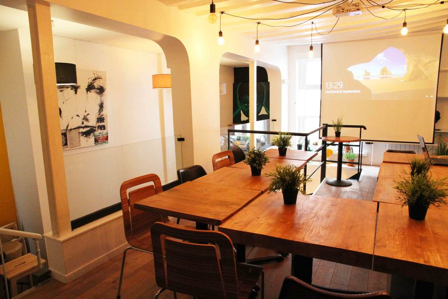 Upper Concept store Espace coworking