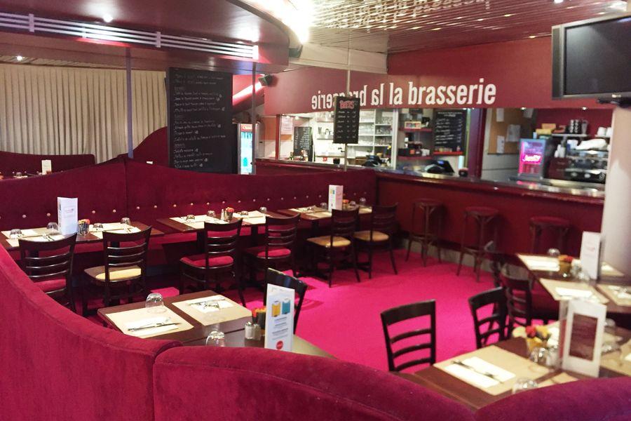 Espace événementiel Les Esselières La brasserie 2