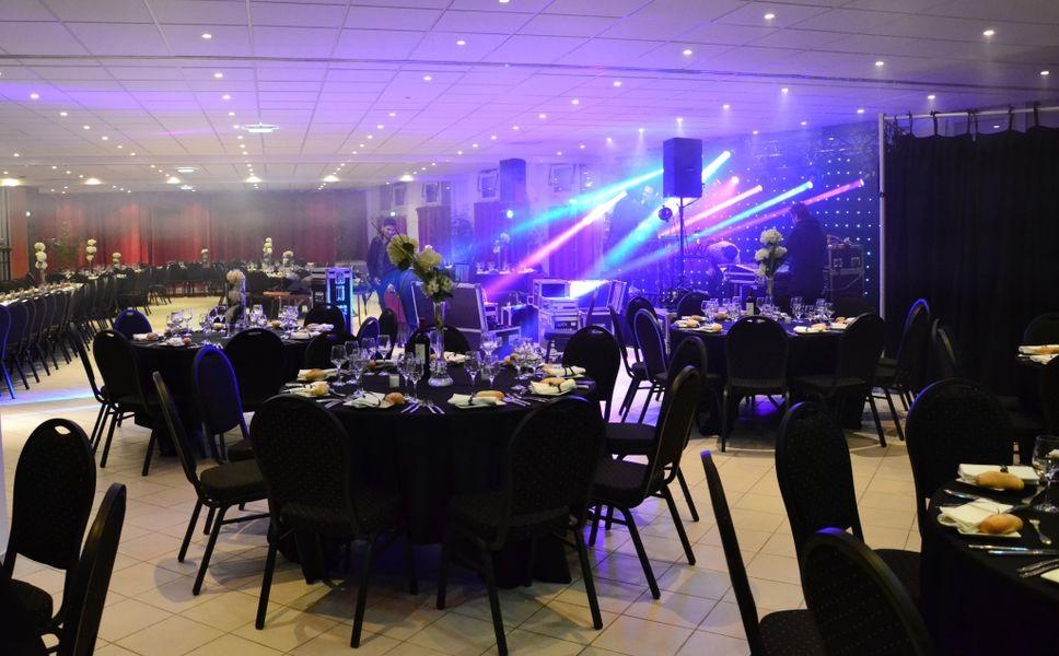 Espace événementiel Les Esselières Salles 2, 3 et 4 (salles du RDC)