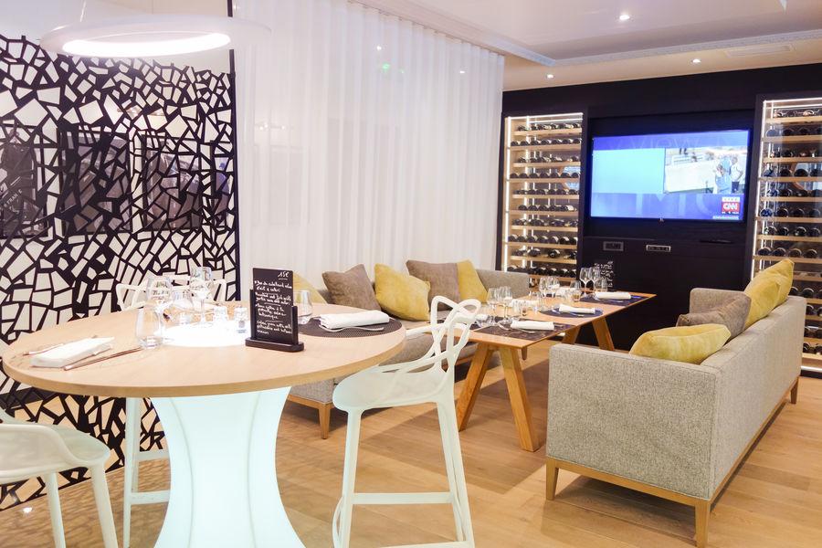 Holiday Inn Paris Charles de Gaulle Airport Espaces communs