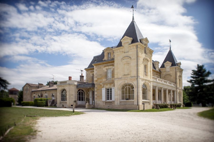 Château de Léognan Château de Léognan