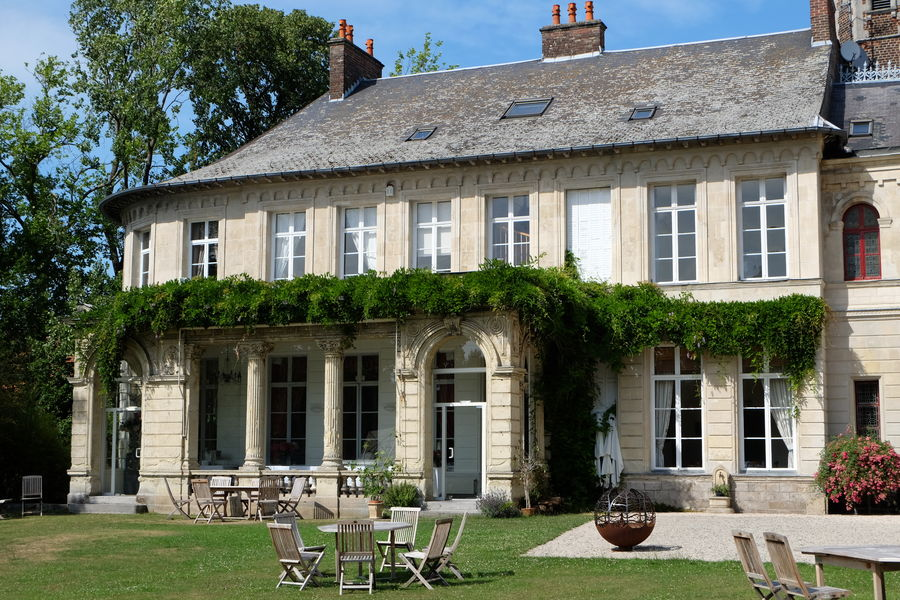 Le Château d'Aubry 9