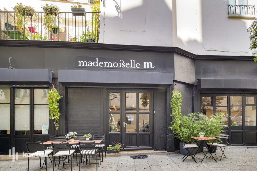 Mademoiselle M 21