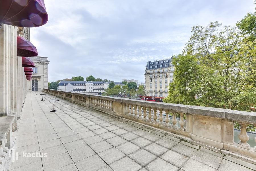 Les Salons du Relais Hôtel Paris Est *** Terrasse