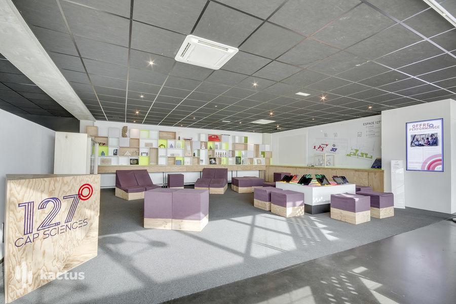 Cap Sciences Salle de Créativité