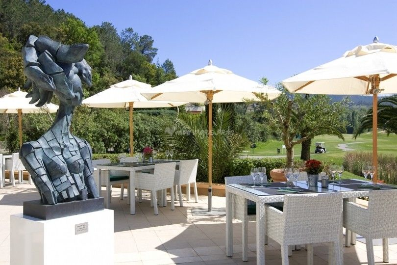 Riviera Golf de Barbossi Restaurant