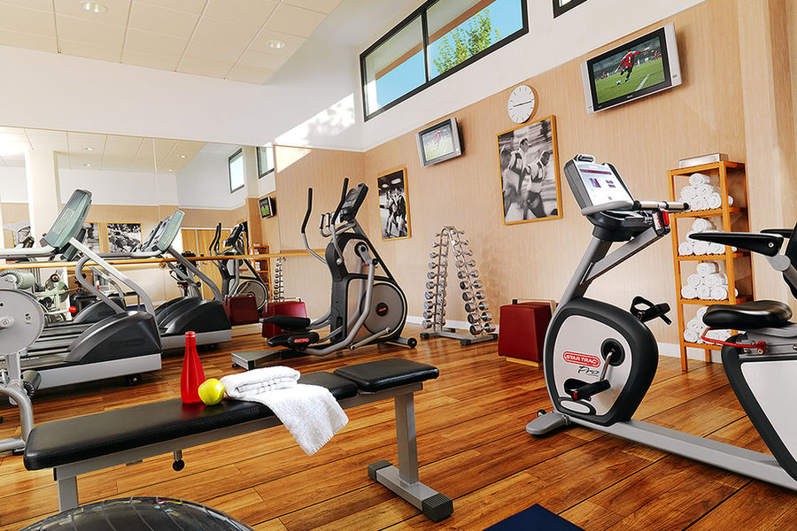 Courtyard by Marriott Paris Colombes **** Salle de fitness