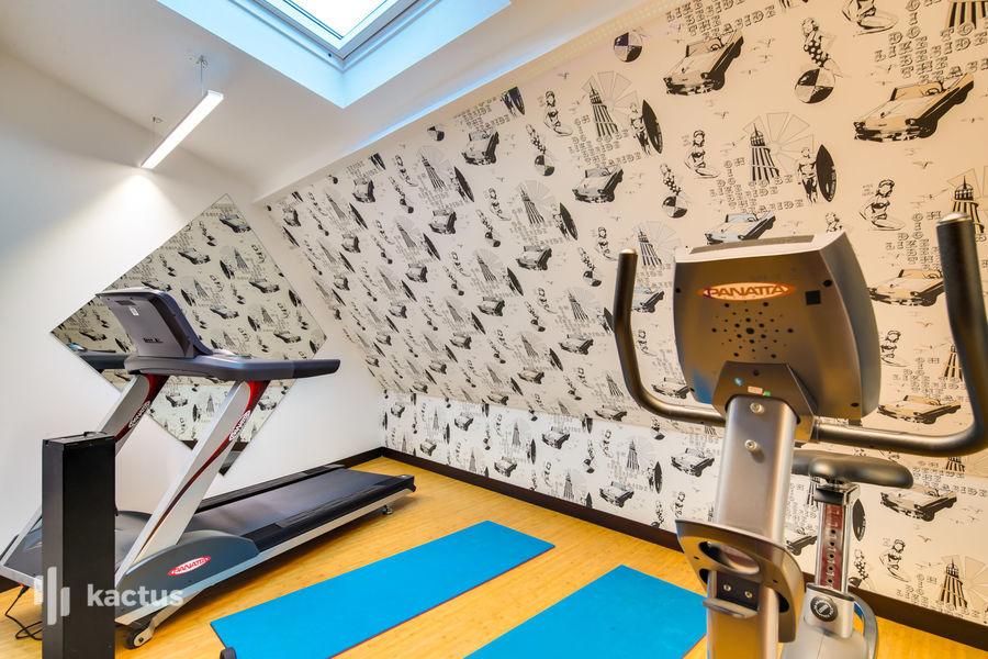 Hôtel Hor **** Salle de fitness